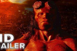 New Hellboy Movie
