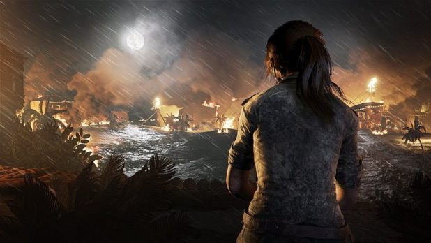 New Tomb Raider Video Game