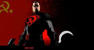 DC Comics Superman Red Son