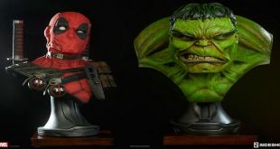 Marvel DC Statues Collection