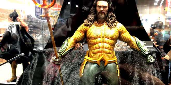 Sideshow Collectibles Comic Con 2018 San Diego - Video Review