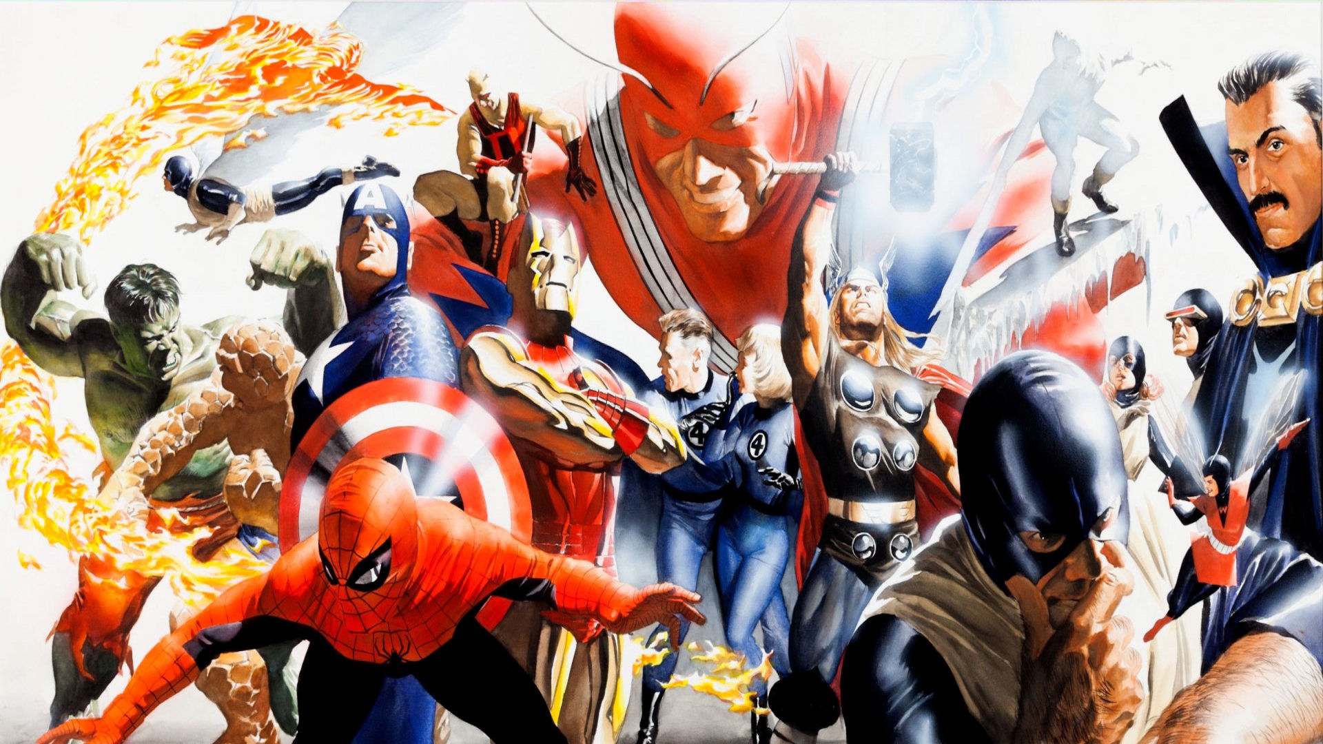 Cool Marvel Wallpapers HD #2 - Epic Heroes Select - 45 x ...
