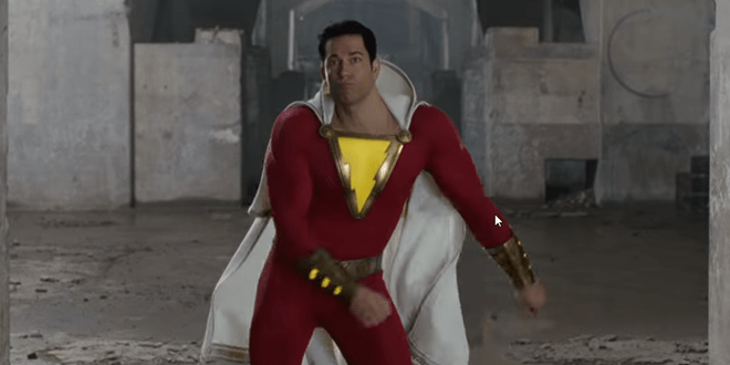 SHAZAM Trailer SDCC 2018 Official Teaser Trailer Comic Book Movie News