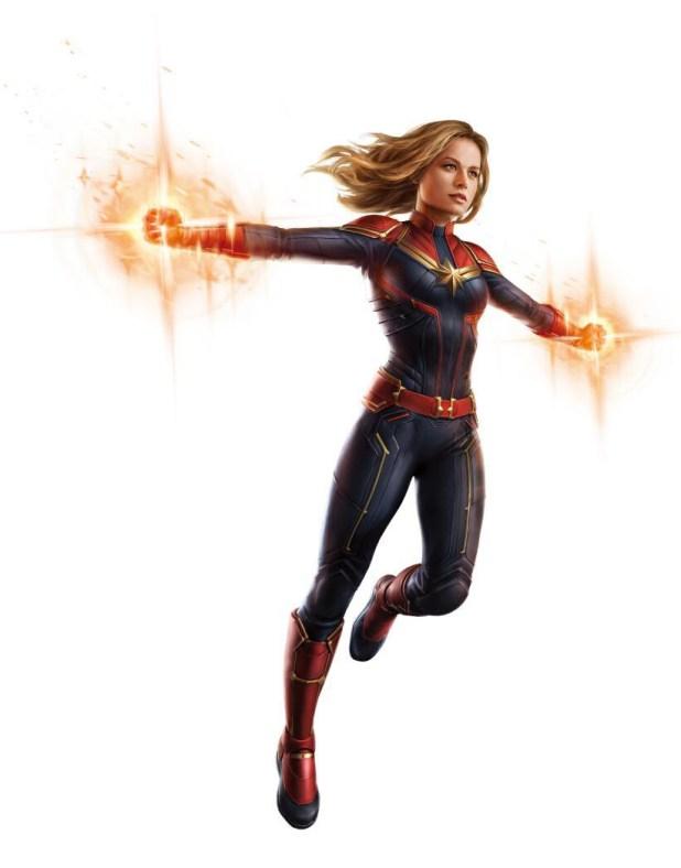 Marvel Avengers 4