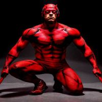 Body Paint Cosplay - Marvel vs DC - 23 x Image Video Gallery - epicheroes Edit