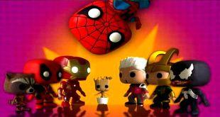 Marvel Funko Toys