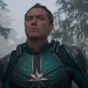 Captain Marvel Trailer Two - Mar-Vell
