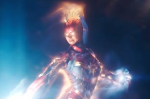 Captain Marvel Trailer Two