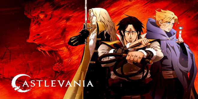 Castlevania Season 2 - Battle of Dracula's Castle - New Netflix TV Series