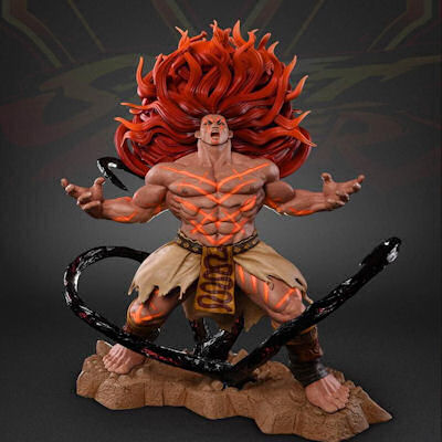 Street Fighter Necalli 1:6 Scale Statue - PCS Collectibles