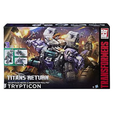Transformers Platinum Edition Trypticon