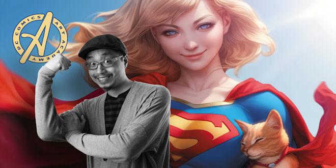 DC Comics Art Academy Featuring - Artgerm