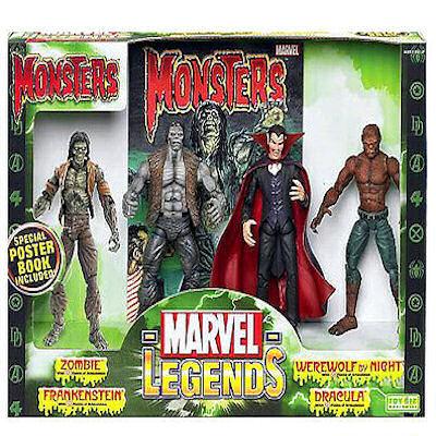 Marvel Legends Monsters