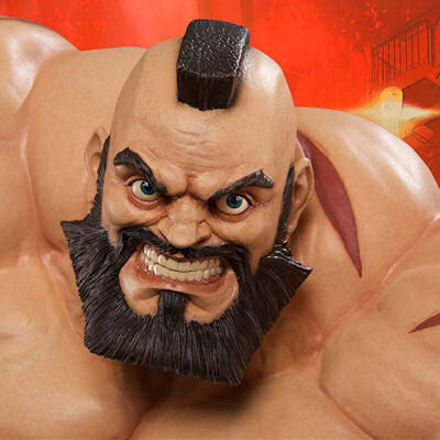 Street Fighter Zangief 1/4 Statue - PCS Collectibles