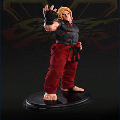 Street Fighter Ken Masters