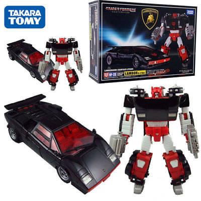 Transformers Masterpiece Sideswipe