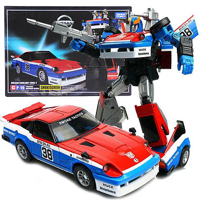 Transformers Masterpiece Smokescreen