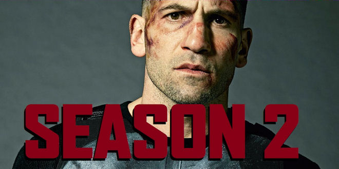 Punisher Season 2