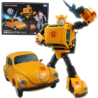 Transformers Masterpiece Bumble Bee MP-21 - Takara / Tomy