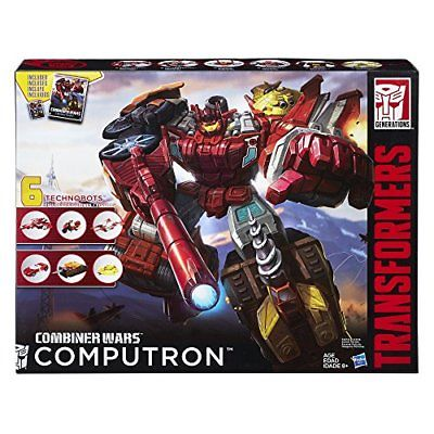 Transformers Platinum Edition Computron