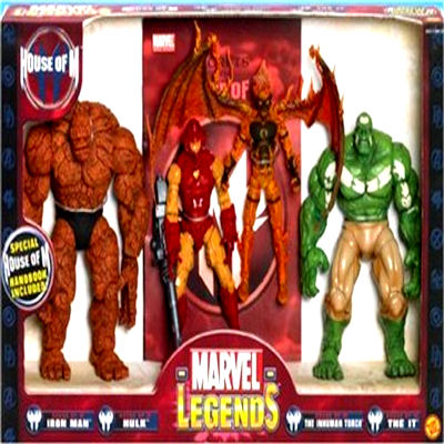 Marvel Legends House