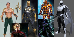 Marvel Studios Phase Four characters