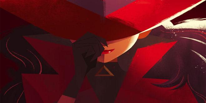 Carmen Sandiego on Netflix:
