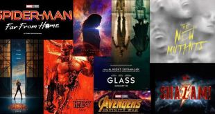 Superhero Movies 2019 - Film Select Trailers