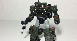 Transformers Toys Hound - New Self Transforming Robots