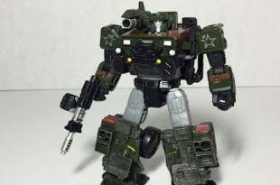 Transformers Toys Hound - New Self Transforming Robots