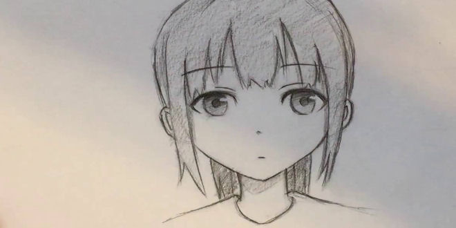 Anime Easy Drawing Tutorial Video