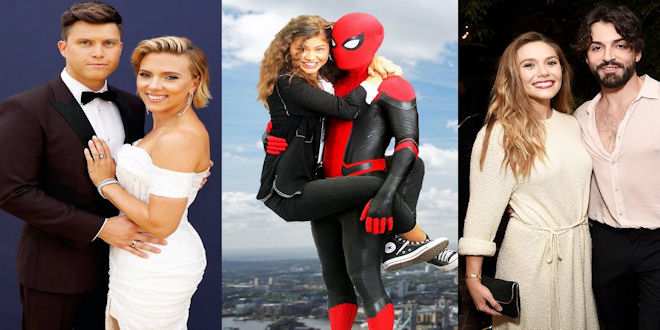 Marvel Avengers Actors