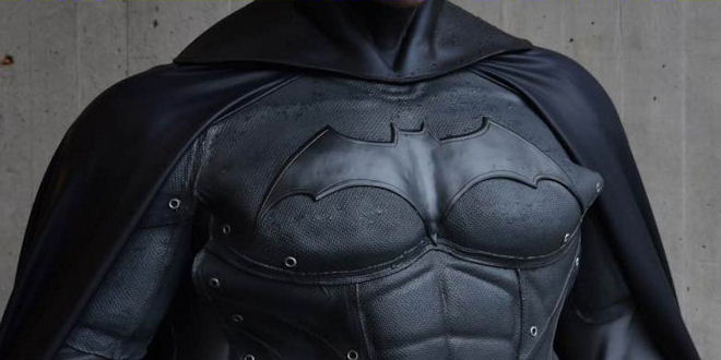 Learn How Batsuit for Batman Begins Movie was made ?  Behind The Scenes