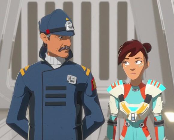 First Order Spy The Dozas