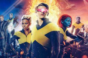 X-men Dark Phoenix epicheroes movies