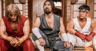 Street Fighter Full Movie - Assassins Fist - Based on Video Game by Capcom