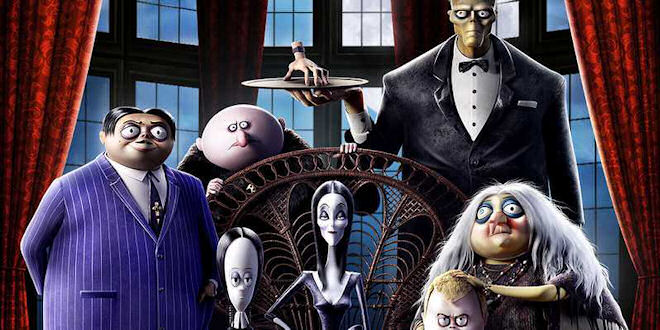 Addams Family 2019 Trailer- New Animated Movies - Charlize