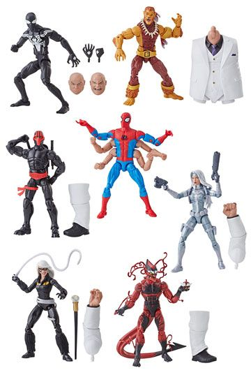 Marvel Legends 2019 Action Figures epicheroes Presale
