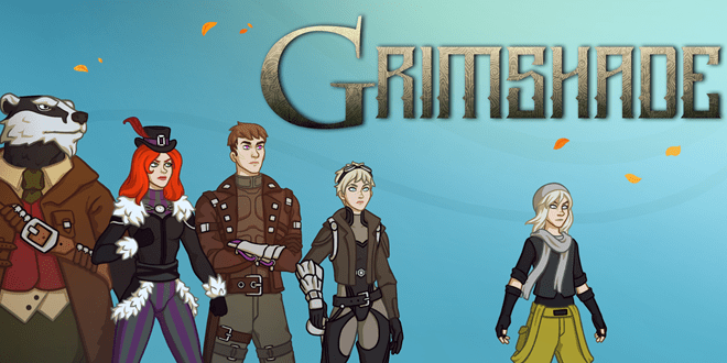 Grimshade Review Stylish Turn Based RPG