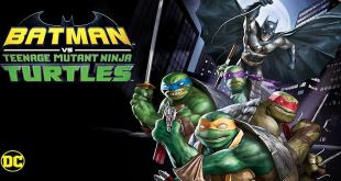 Batman Animated Ninja Turtles