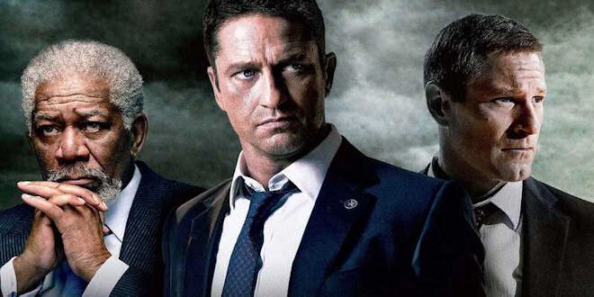 Angel Has Fallen - New Movie Trailers - With Morgan Freeman & Gerard Butler