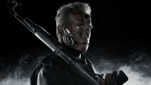 Terminator Dark Fate - 2019 Movie Trailer - Arnold Schwarzenegger Paramount Pictures