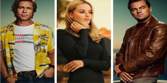 Quentin Tarantino Movie - Once Upon A Time In Hollywood  Brad Pitt