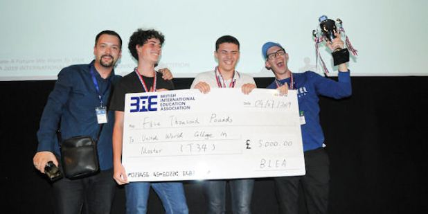 International STEM competition stimulate children's passion for tech and animal conservation