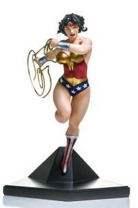 statue epicheroes iron studios dc comics
