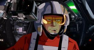 Star Wars Tie Fighter - Anime Short Film - Remastered Version