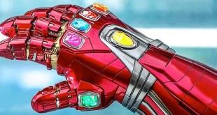 Hot Toys Avengers Endgame Life Size Replica Nano Gauntlet & Hulk Ver - epicheroes Presale