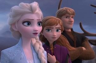 Disney Frozen 2 - Animated Movie Trailer #3 w / Kristen Bell