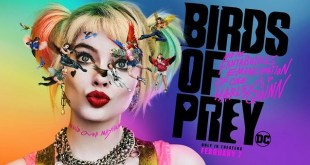 Birds of Prey Movie Trailer & Cast Interview via New York Comic Con 2019 w Margot Robbie