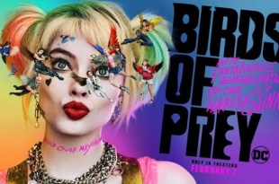 Birds of Prey Movie Trailer & Cast Interview via New York Comic Con 2019 w Margot Robbie
